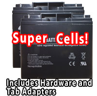 Battery Super Cell Replacement Kit
